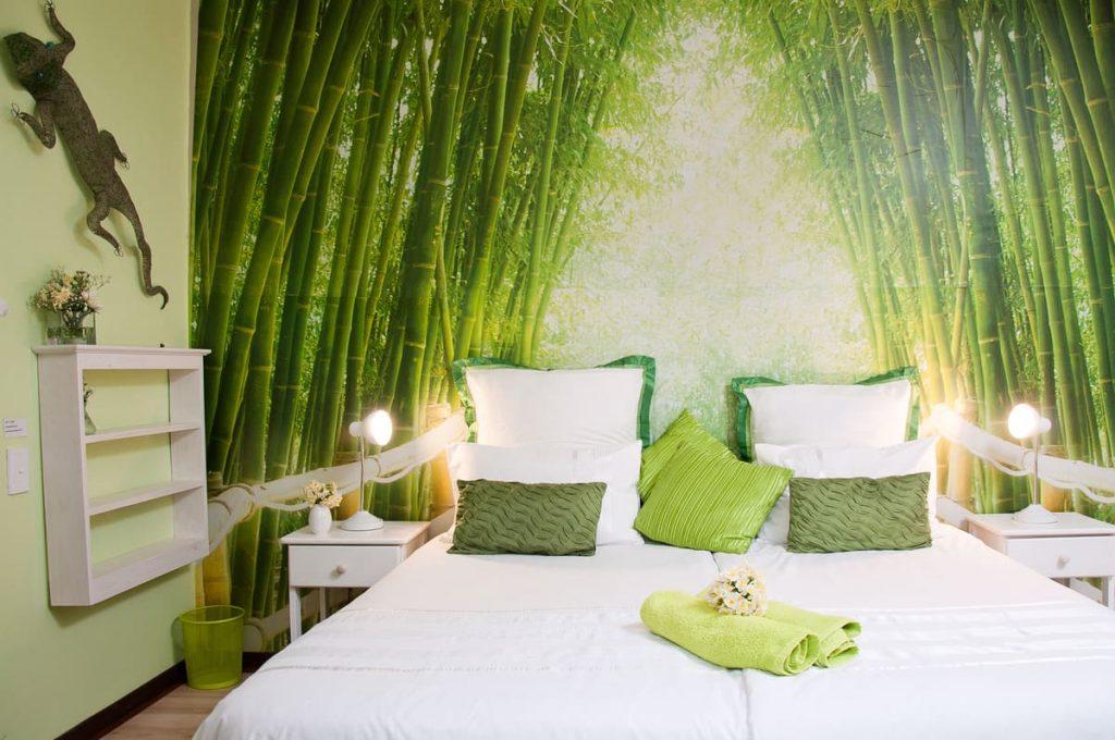 Double Room Bamboo