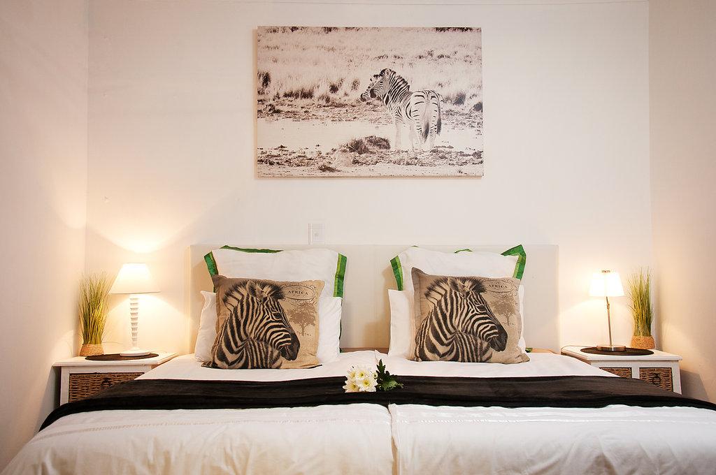 Double Room Zebra