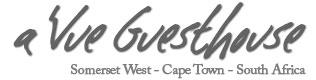 a'Vue Guesthouse Logo