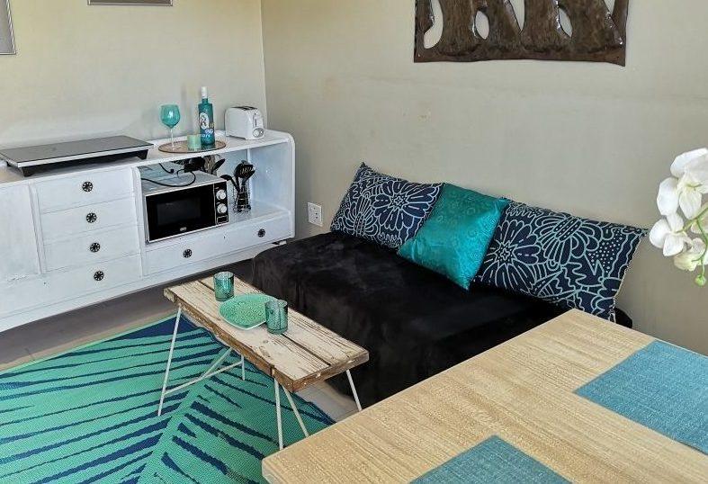 Living room Roxis Apartment